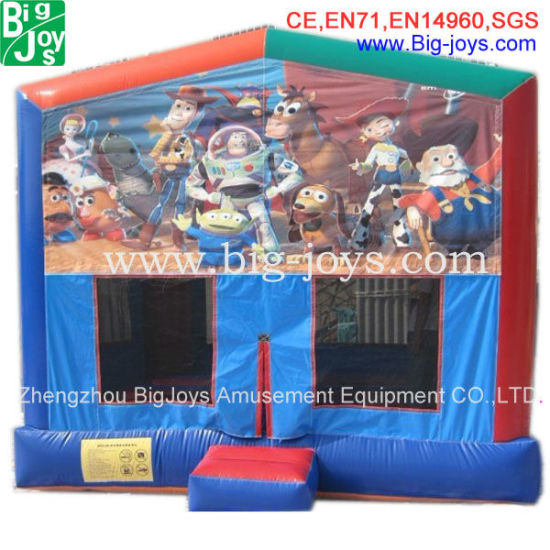 Lovely Cartoon Bouncy Castle Inflatable (BJ-B01) pictures & photos