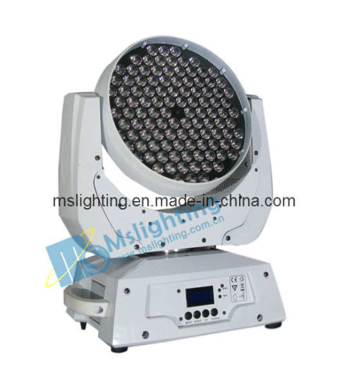 LED Stage Light/White Moving Head Wash Light