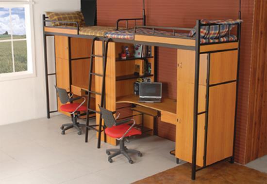 Ue Good Dormitory Furniture Set (G32A)