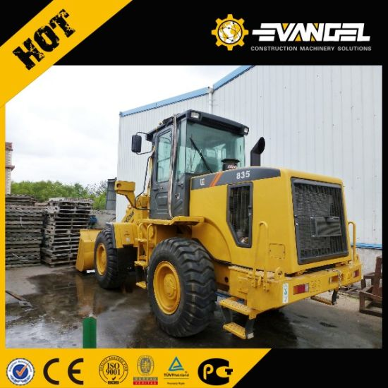 Liugong 160HP Wheel Loader Clg835III with Cummins Engine pictures & photos