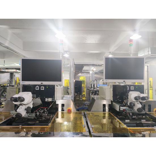 Zero Defect Wire Bond Inline Automatic Machine for Camera Module Crystalline Solid Gold Wire Welded