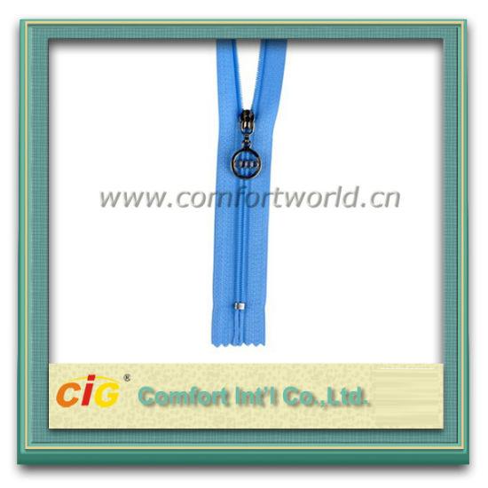 Latest All Size Eco-Friendly Long Chain Nylon Zipper