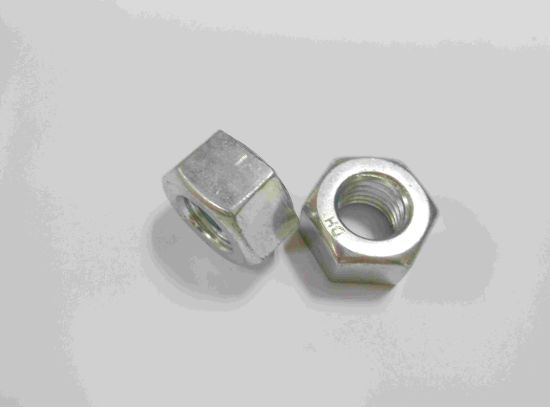 China ASTM A563 Grade Dh Structural Nuts - China Hex Nut, Nut
