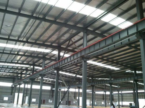 Turn-Key Structural Steel Warehouse (pH-79) pictures & photos