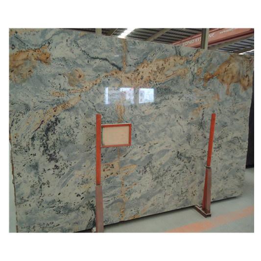 Excellent Interior Decoration Choice Jaguar Gold Granite Slab Polished Wall Stone