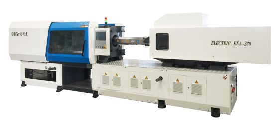 Automatic and High Speed Series All-Electric Injection Machine for Artificial Flower