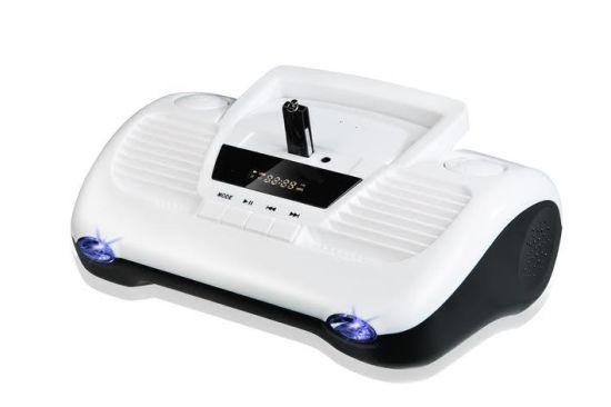 Portable Promo Music Player with Digital FM Radio