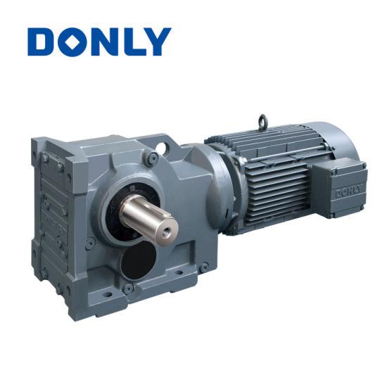 DLK Bevel Gearmotor
