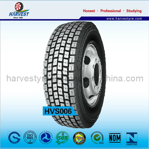 Tube Type All Steel Radial Truck Tyres pictures & photos