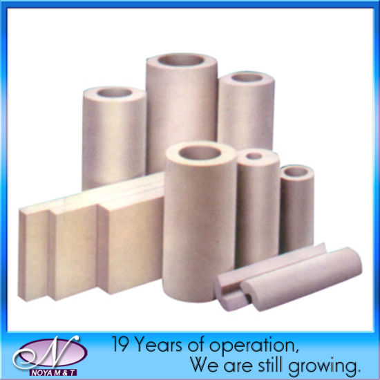 Thermal Insulation Building Construction Decorative Materials for Calcium Silicate Pipe pictures & photos