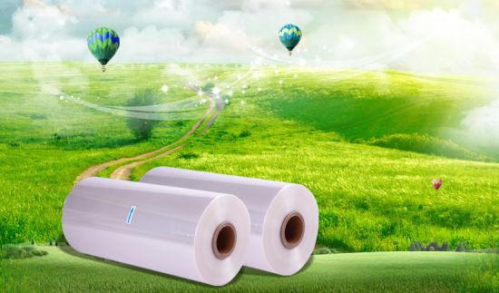 10-30 Mic POF Plastic Packaging Material Film