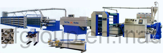 High-Speed Flat Yarn Extrusion Machine for PP Yarn (YF-SPL-80/33/800) pictures & photos