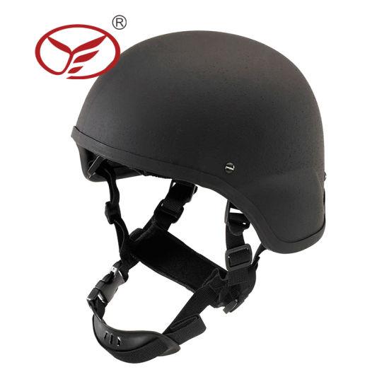 Nijiiia Military Equipment Tactical Ballistic Bulletproof Helmet