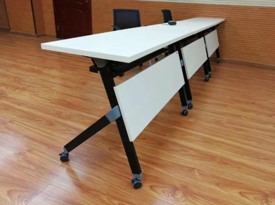Multifunction Meeting Training Room Modular Folding Desk Office Furniture pictures & photos