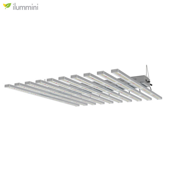 Best Led Grow Lights 2020.2020 Best Ilummini 800w Replace Hps Plant Quantum Full Spectrum Samsung 301b Led Grow Bar Light For Greenhouse