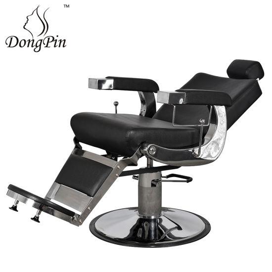 Hairdressing Men's Salon Chair Portable Hair Chair Salon