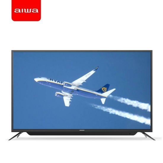 M7 43 Inch Aiwa Flat Screen Android Smart LCD LED TV, Super Bass Music TV