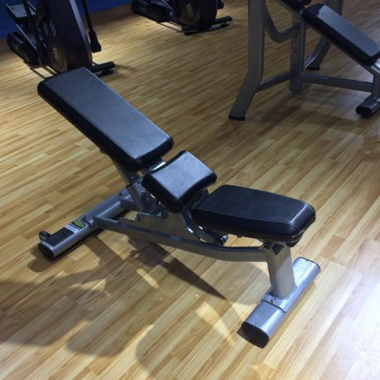 Pleasant Tz 8032 Adjustable Bench Gym Bench For Commercial Gym Theyellowbook Wood Chair Design Ideas Theyellowbookinfo