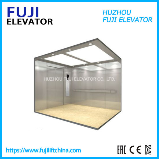 Big Capacity Warehouse Cargo Bed Hospital Freight Elevator in China Factory