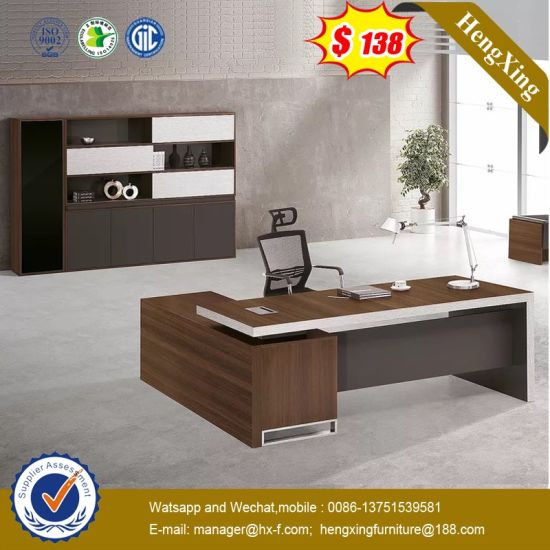 Small Size Fast Sell Approved Office Furniture Office Desk (HX-6N004) pictures & photos