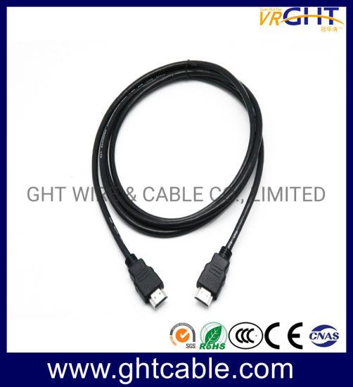 High Defination HDMI Cable 1.4V 1080P 4K*2K Support 3D (D003)