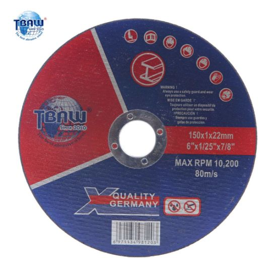 Abrasive Metal Cutting Wheel Cutting Disc