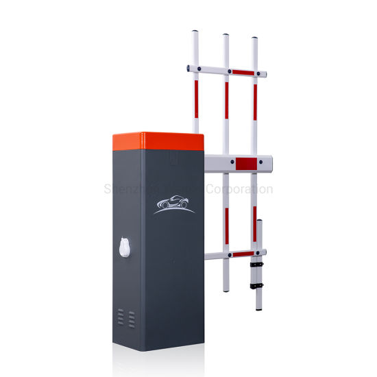 Factory Price Automatic Boom Barrier Gate with Traffic Light