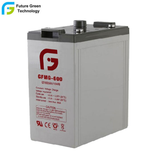 2V500ah Wholesale AGM Deep Cycle Storage UPS Telecom Battery pictures & photos