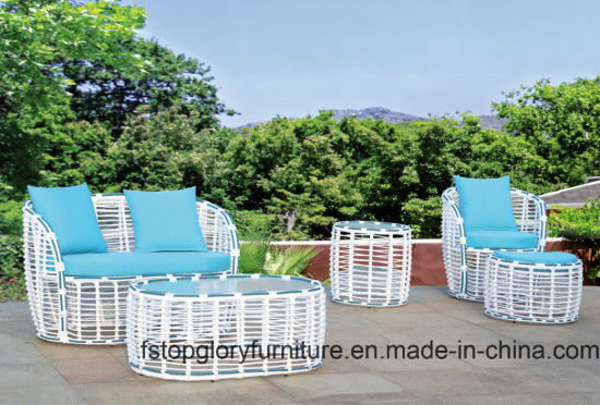 Rattan Wicker Sofa Dining Leisure Outdoor Furniture (TG-064) pictures & photos