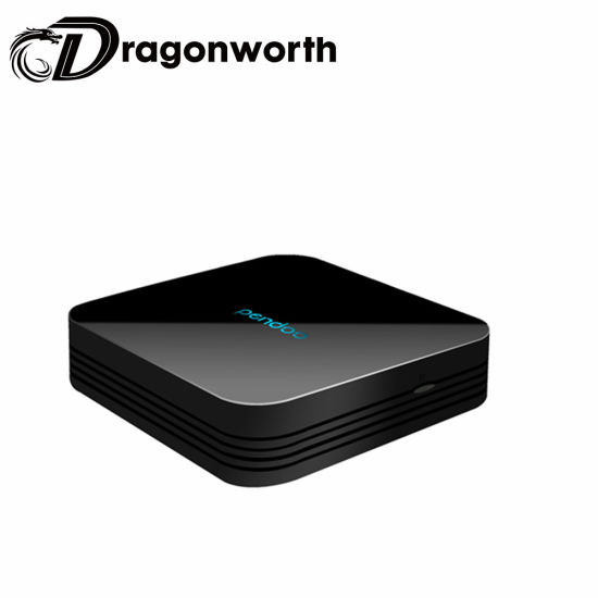 China 2018 New Promotion Pendoo X10 S905w Best Android Tv Box