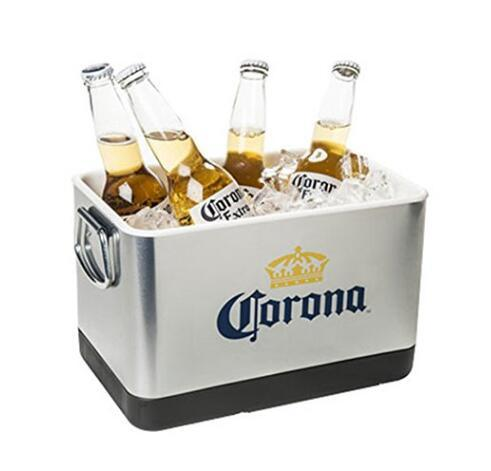 Beer Ice Bucket Stainless Steel