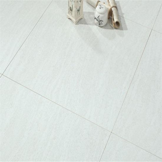 China Waterproof Marble Look White, White Laminate Waterproof Flooring