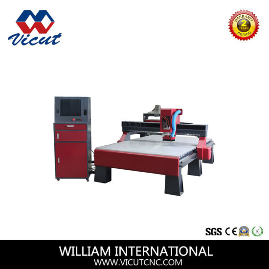CNC Wood Relief Carving Machinery (Vct- 1325wds) pictures & photos