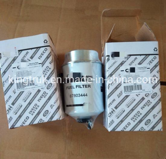 China Fuel Filter 87803444 New Holland Tractor Filter Oil Filter Air Filter  - China Case 84475541 Filter, New Holland Tractor Fuel Filter 84278636KING TRUCK PARTS CO., LTD.
