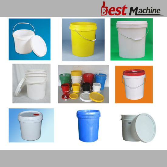 Plastic Bucket Injectiong Molding Machine pictures & photos