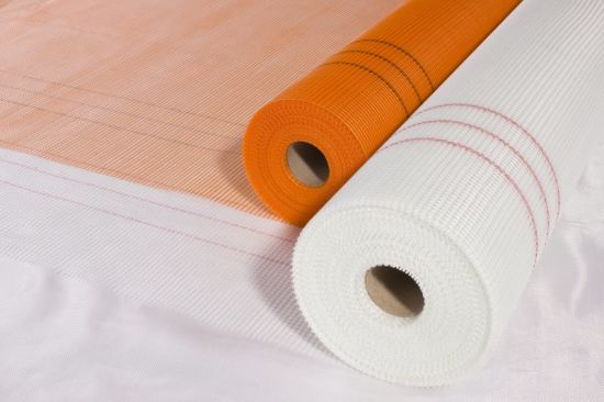 Fiberglass Mesh with Stronger Adhesive, Used for Waterproofing, Building Decoration pictures & photos