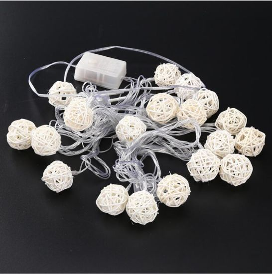 Christmas Decoration Sepaktakraw LED Lights pictures & photos