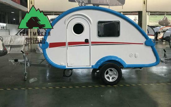 small camper trailer. New Road Small Camping Trailers Camper Caravan China