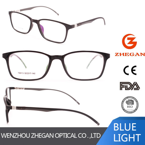 China New Style Colorful Plastic Eyewear, Modern Plastic Optical ...