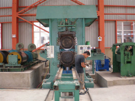 Aluminum Foil 4-Hi Reversible Cold Rolling Mill pictures & photos