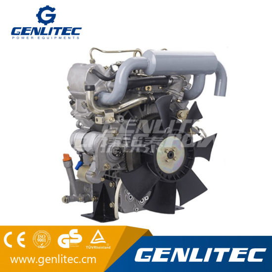 china water cooled two cylinder changchai ev80 diesel engine for rh genlitec en made in china com Tecumseh Engine Manual Kohler 17.5 HP Engine Manual