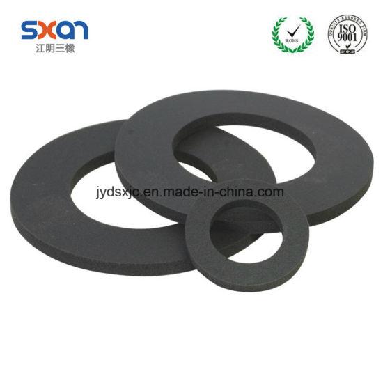 China High Quality NBR HNBR EPDM FKM Rectangular Rubber Gasket ...