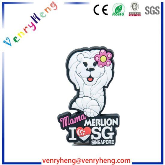 Custom Soft PVC Rubber Fridge Magnet for Promotional Gift