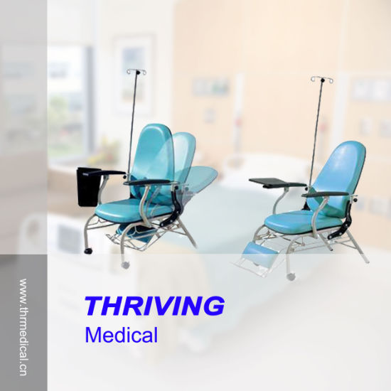 Thr-Ivc Medical Infusion Hospital Chair pictures & photos