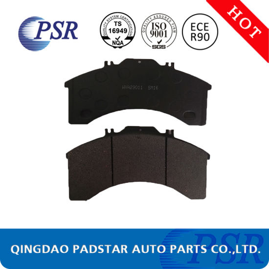 China Manufacturer Hot Sales Truck Brake Pads with ECE R90 for Mercedes-Benz pictures & photos