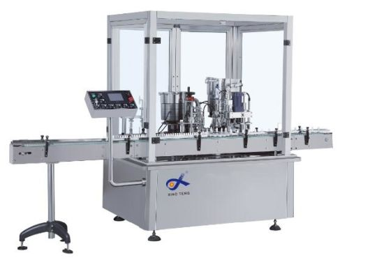 Automatic Medical Oral Liquid Syrup Filling Production Line pictures & photos