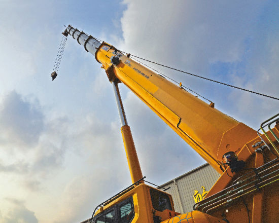 XCMG 2018 New 90ton Mobile Crane for Sale (XCT90) pictures & photos