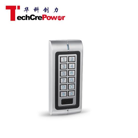 W1-C Metal Waterproof Keypad & RFID Access Control/Reader