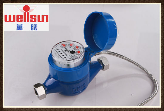 Remote Water Meter for Cold Water