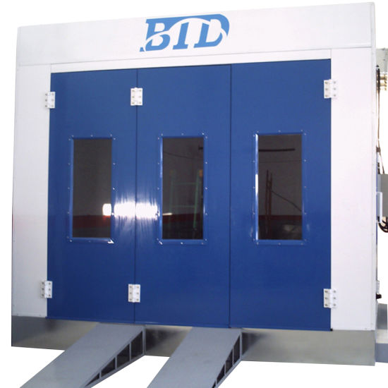 china coating equipment spray booth oven for painting cars china